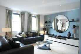 blue accent wall living room blue accent wall living room ergonomic living room design practical tips