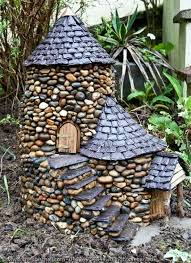 stone fairy house tutorial the whoot
