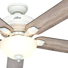 hunters ceiling fan hunter cottage white outdoor ceiling fan with grey pine blades light kit hunter