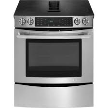 slide in electric range with downdraft. Beautiful Downdraft The Jenn Air JES9800CAS Is An Electric Range You Do Not Want In Your  Kitchen To Slide In Electric Range With Downdraft Dengarden