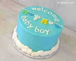 Boy Baby Shower Cake Buzztrendsite