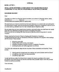 Formal Legal Complaint Letter Sample | Inviview.co