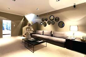 dining room wall decor ideas with mirrors large mirror for living