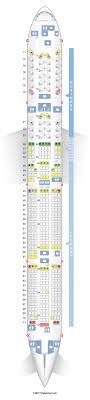 Boeing 777 300er Seating Chart Thai Airways 100 Boeing 777 Floor Plan Www Theairlinepilots Com