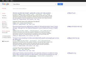 Using Google Scholar To Check Author Expertise Web