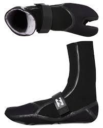 Billabong Booties Size Chart 2mm Furnace Carbon Comp St Boot
