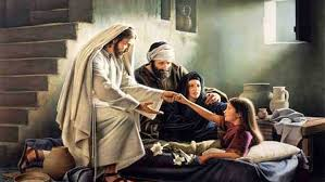 Image result for Jesus healing