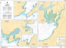 Chs Nautical Chart Chs3534 Plans Howe Sound
