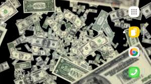 Real Money Live Wallpaper - YouTube