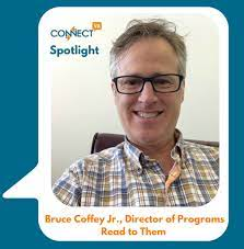 ConnectVA Spotlight: Bruce Coffey Jr., Read to Them | ConnectVA