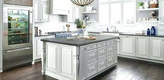 dark gray quartz countertops kitchen bathroom mystic white cabinets with
