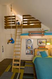 Coolest Bedrooms The 25 Best Cool Loft Beds Ideas On Pinterest Cool Beds For