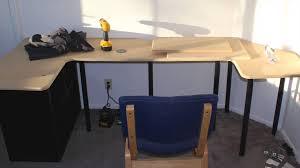diy sit stand desk69