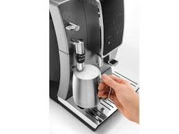 Shop for coffee milk frother online at target. Dinamica Coffee Espresso Machine Iced Coffee Truebrew Over Ice Ecam35025sb De Longhi Us