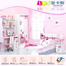 hello kitty bed furniture. Enchanting Hello Kitty Bedroom Furniture Set In A Box . Bed