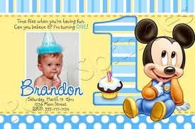 baby mickey mouse invitations birthday baby mickey mouse baby mickey mouse party blue polka dots