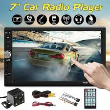 "7010B 3rd <b>7</b>"" <b>Double 2 Din</b> Touch Screen Car Radio Stereo MP5 ..."