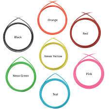 Rx Jump Rope Size Chart Replacement Cable