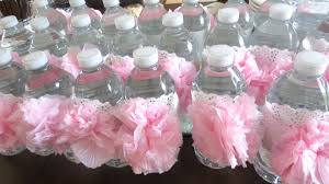 Decorating Water Bottles For Baby Shower 100 Baby Shower Bottles The Simple Craft Diaries Pink And Water 12
