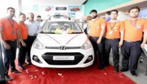 new car launches from hyundaiHyundai launches new Grand I10
