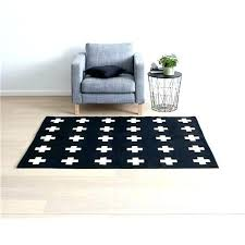 large black rug and white awesome cross print toddler room transitional area big lots red rugs