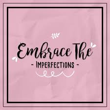 Quotes About Imperfection Beauteous Embrace The Imperfection Quotes Typography Vector Premium Download