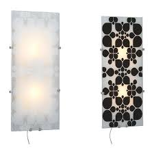 ikea wall lights tlcn light gyllen panel ikea available in other patterns and colors