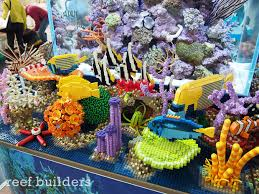 Lego Digital Camera : Reefscapes model series from tropical marine centre will be