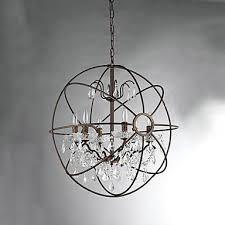 max 60w vintage crystal painting metal chandeliers bedroom dining room entry hallway