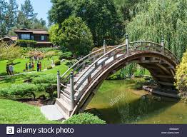 Japanese Style Garden Bridges Moon Bridge Japanese Garden Stock Photos Moon Bridge Japanese