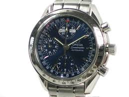 o kura pawnshop rakuten global market omega omega ss omega omega ss speedmaster day date watch 3523 80 chronograph mens automatic ( a107598 )