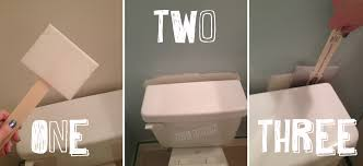 Painting In Bathroom A Quick Bathroom Painting Tip Modernly Morgan