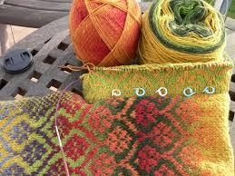 Fair Isle Knitting Patterns Interesting Inspiration