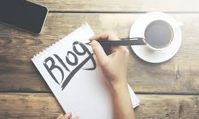 Image result for image of blogging