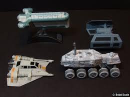 Star Wars De Agostini Scale List Rebel Scale