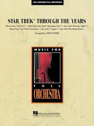 Inner Light Star Trek Sheet Music Star Trek Through The Years Hal Leonard 0073999072358