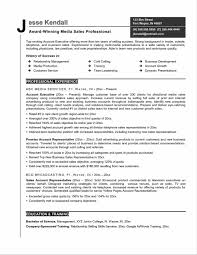 Pleasant Outside Sales Resume Templates For Examples 2017 Sevte
