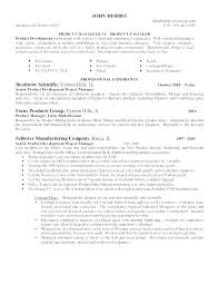 Product Manager Resume Sample Trending Google Associate Product