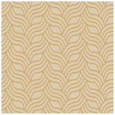 art deco foil gold and beige geometric wallpaper 601534