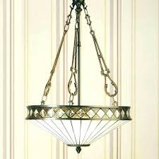 hanging lamps lamp antique ceiling vintage tiffany plastic style