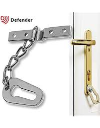 Image Manual Door Defender Door Chain For Pvcu Doors Police Approved The Home Depot Door Chains Amazoncouk