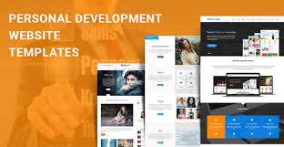 Wordpress Website Templates Stunning Personal Development WordPress Themes For Coaching Wellness Websites