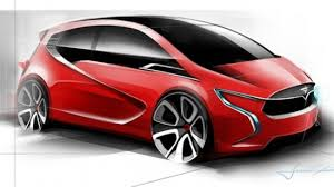2018 tesla internship. perfect internship tesla model c electric car concept  drawn by a intern 29990 http intended 2018 tesla internship