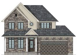 the calgary two y house plan 925 00 hst calgary front elevation