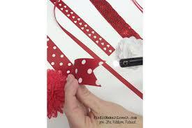 Valentine's Day Photo Backdrop - The Ribbon Retreat Blog