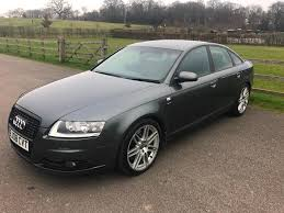 Used 2008 Audi A6 TDI QUATTRO S LINE LE MANS TDV for sale in ...