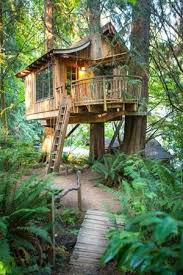 A Four Seasons Tree House With All Amenitie  VRBOTreehouse Lake District