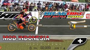 games drag bike 201m apk mod