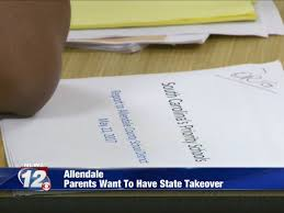 UPDATE| Parents support State of Emergency in Allendale County schools