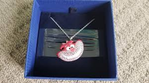 brand new alice in wonderland cheshire cat swarovski necklace women s jewellery gumtree australia hurstville area hurstville 1182567684